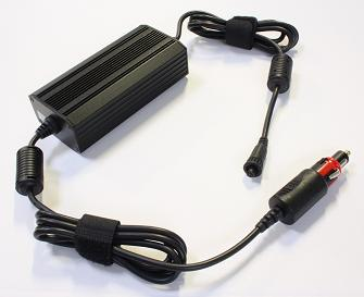 External DC/DC converter for our full rugged notebooks Rocky RK10/RF10, the slimline Full rugged Notebook Lizard RS11/ RV11, our full rugged Panel PCs Panther DR10/DK10 and MobiLite ML10 and Battery chargers with industrial DC-IN connector.