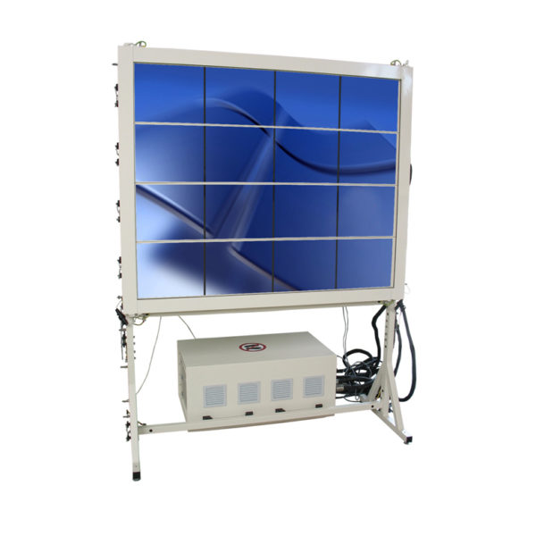 High Resolution Electronic Largescreen Display HEL